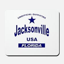 Jacksonville Mousepad