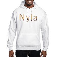 Nyla Pencils Hoodie Sweatshirt