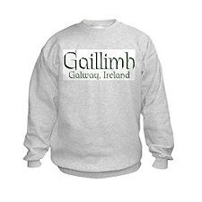 County Galway (Gaelic) Sweatshirt