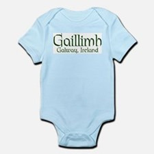County Galway (Gaelic) Infant Creeper