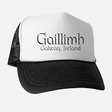 County Galway (Gaelic) Trucker Hat