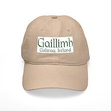 County Galway (Gaelic) Baseball Baseball Cap