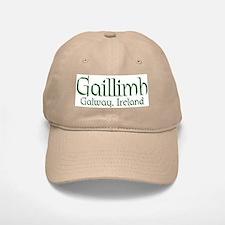 County Galway (Gaelic) Baseball Cap