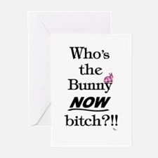 Who's the Bunny Greeting Cards (Pk of 10)