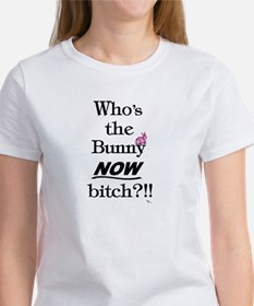 Who's the Bunny Women's T-Shirt