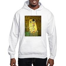 The Kiss Gustav Klimt Hoodie