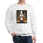 Vintage Queen of Hearts Sweatshirt