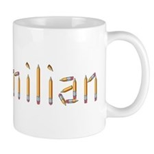 Maximilian Pencils Small Mug