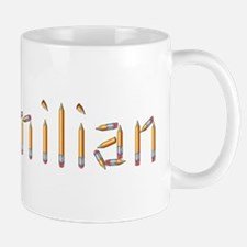 Maximilian Pencils Small Small Mug
