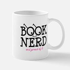 Book Nerd Mug