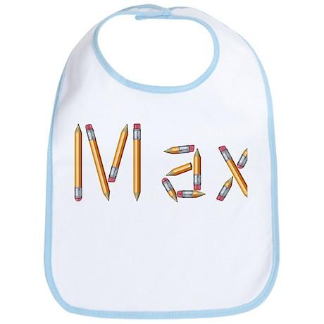 Max Pencils Bib