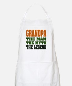 Grandpa - The Legend BBQ Apron