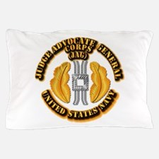 Navy - JAG Corps Pillow Case