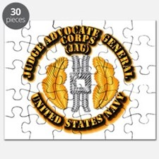 Navy - JAG Corps Puzzle