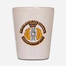 Navy - JAG Corps Shot Glass
