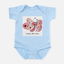 Mommy's lovebug - butterfly Infant Bodysuit