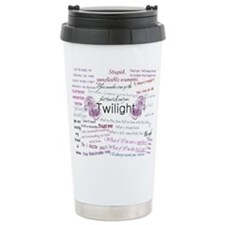 Unique Book quotes Travel Mug