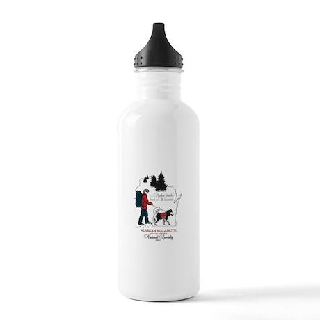 2007 AMCA National Logo Stainless Water Bottle 1.0