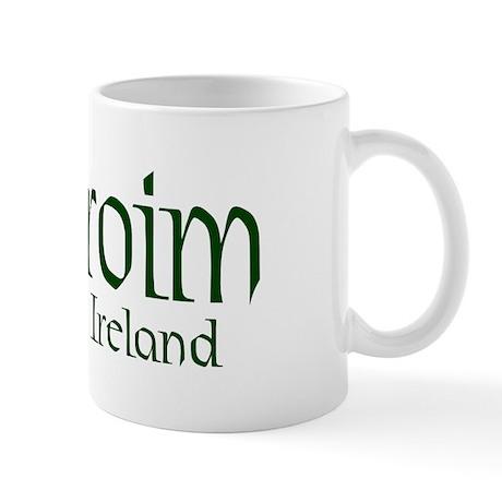 County Leitrim (Gaelic) Mug