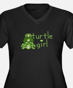 turtle Plus Size T-Shirt