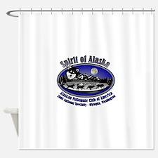 2008 AMCA National Specialty logo Shower Curtain