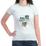 Tropic Jr. Ringer T-Shirt