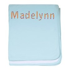 Madelynn Pencils baby blanket