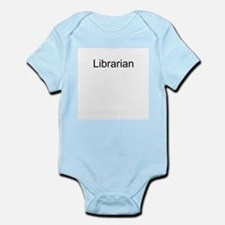 Librarian Infant Creeper