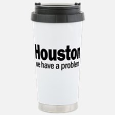 Unique Houston Travel Mug