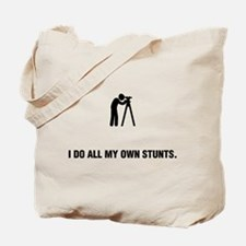 Land Surveying Tote Bag