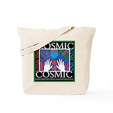 Cosmic Visions Tote Bag