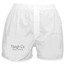 County Mayo (Gaelic) Boxer Shorts