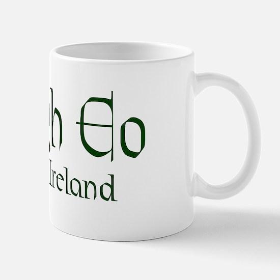County Mayo (Gaelic) Mug