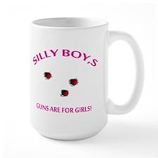 HOT SHOT GIRL Mug