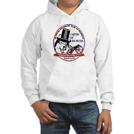 2009 AMCA National Logo Hooded Sweatshirt