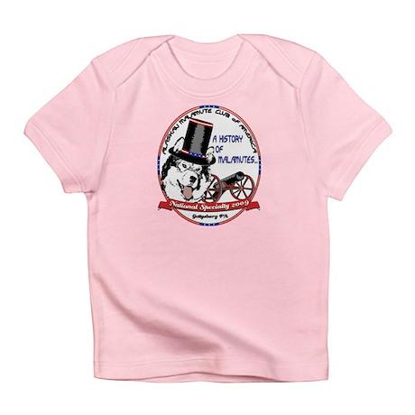2009 AMCA National Logo Infant T-Shirt
