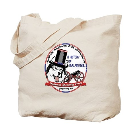 2009 AMCA National Logo Tote Bag
