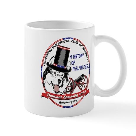 2009 AMCA National Logo Mug