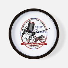 2009 AMCA National Logo Wall Clock