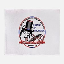 2009 AMCA National Logo Throw Blanket