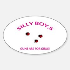 HOT SHOT GIRL Decal