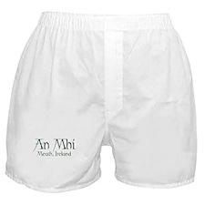 County Meath (Gaelic) Boxer Shorts