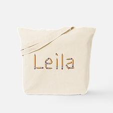 Leila Pencils Tote Bag