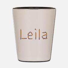 Leila Pencils Shot Glass