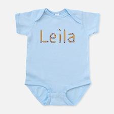 Leila Pencils Infant Bodysuit