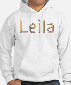 Leila Pencils Jumper Hoody