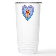 Cirneco dell' Etna Travel Mug