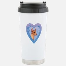 Cirneco dell' Etna Travel Mug