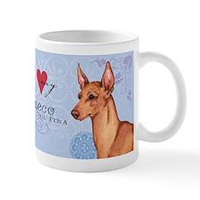 Cirneco dell' Etna Small Mug