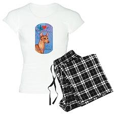 Cirneco dell' Etna Pajamas